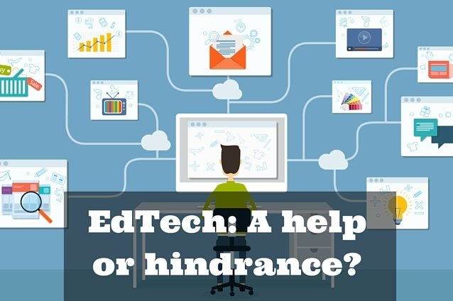 Is technology in the classroom a help or hindrance?