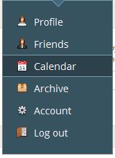 GoConqr Calendar study planner
