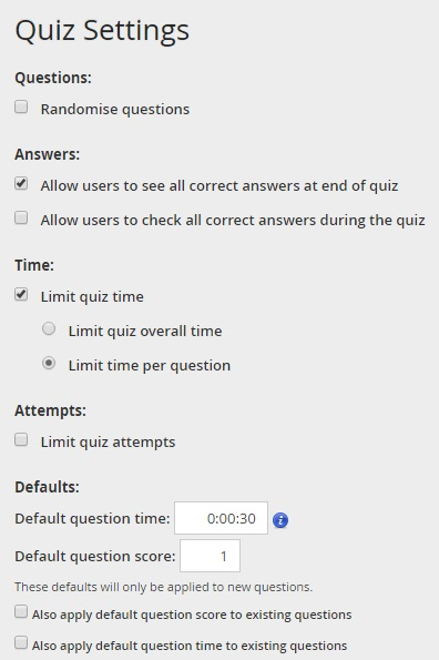 jedi-quiz-settings