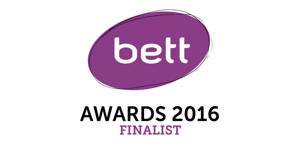 Bett Awards finalist 2016 GoConqr