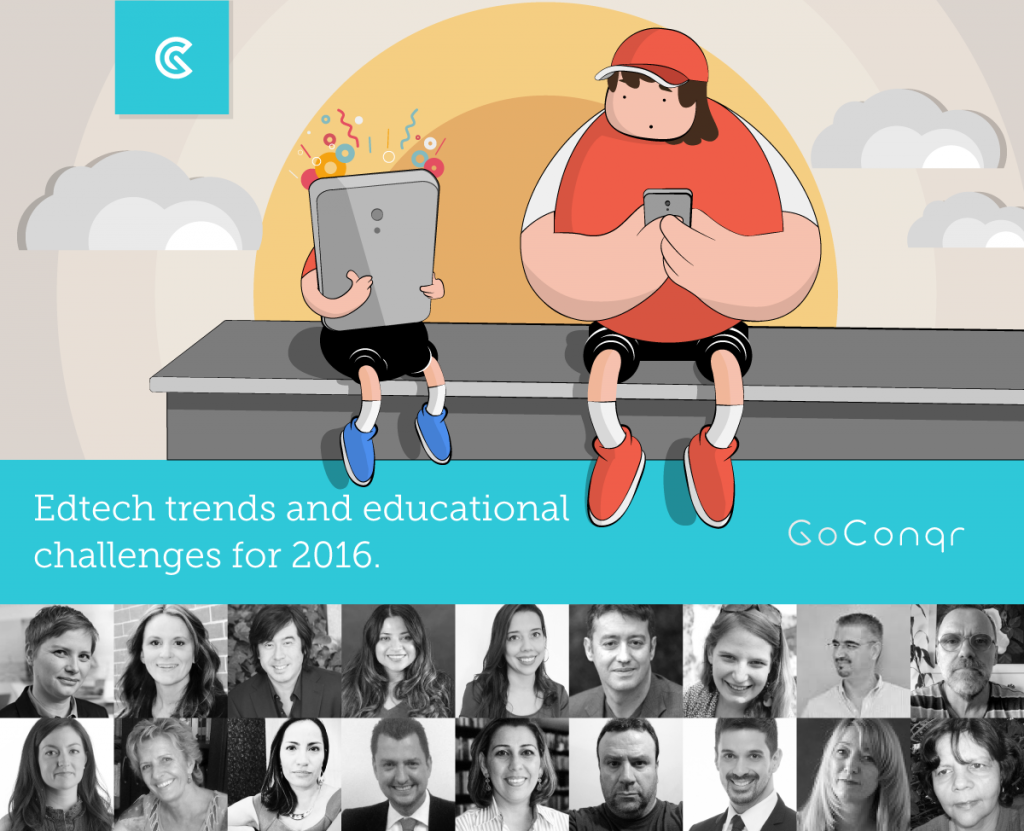 education and technology trends and challenges 2016