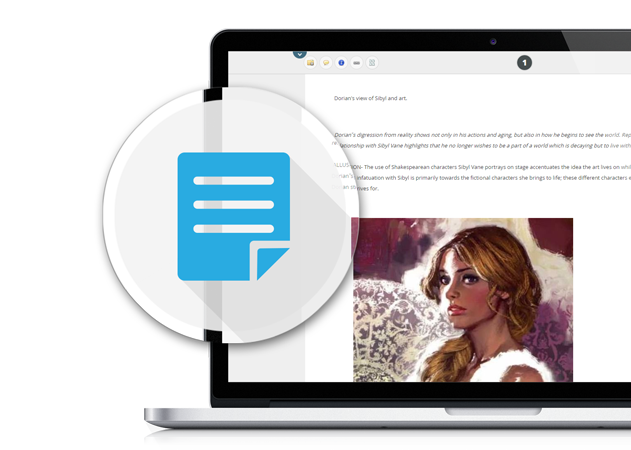 Online Notes software GoConqr
