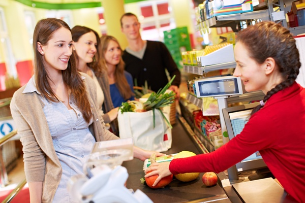 build better customer service in retail